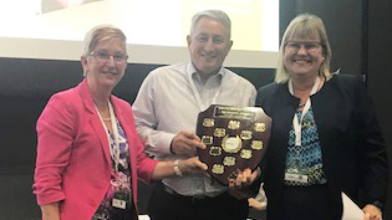 QLD Chapter Conference  – Congratulations to our Award Winners!