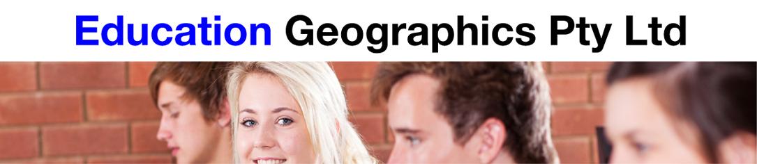 Education Geographics