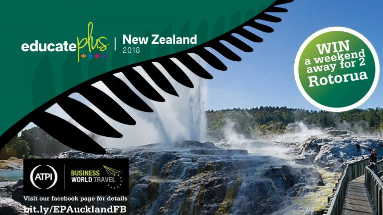 WIN A LUXURY TRIP FOR 2 – Rotorua