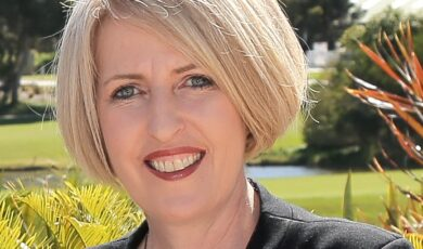 Mandy McFarland – new Chair of the Educate Plus Board!!