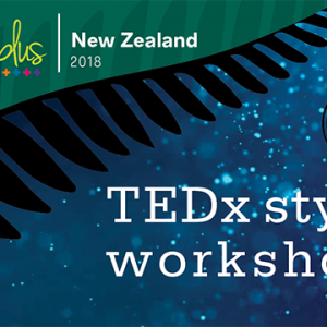 TEDx Style Presentations – International Conference