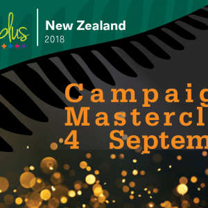 Campaigns Masterclass – The Winning Edge