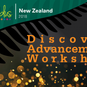 Discover Advancement  – WORKSHOP