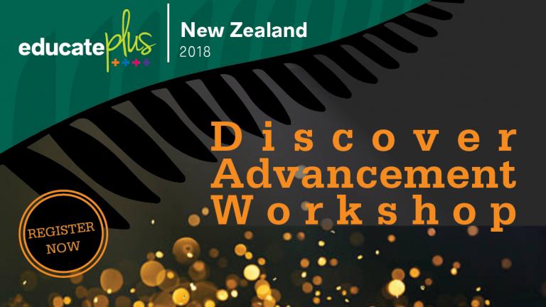 Discover Advancement  – WORKSHOP