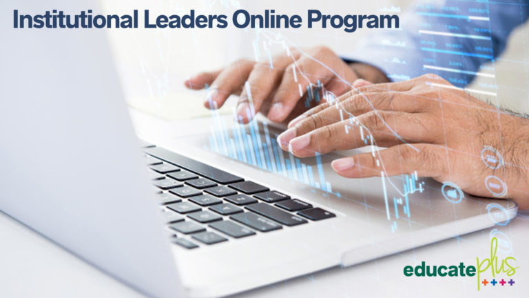 Institutional Leaders Online Program