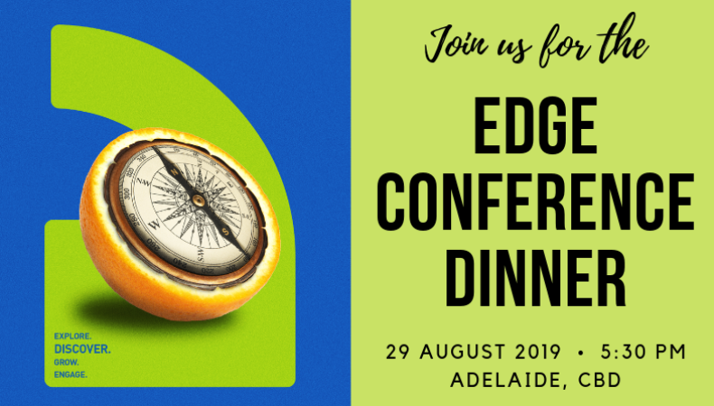 SA Chapter – EDGE Conference Dinner