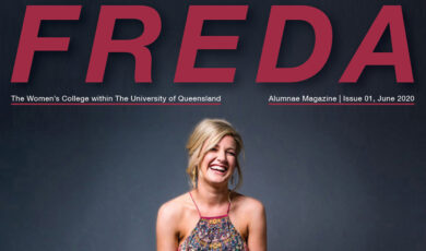 Excellence in the Field of Advancement – How FREDA connected an Alumnae community