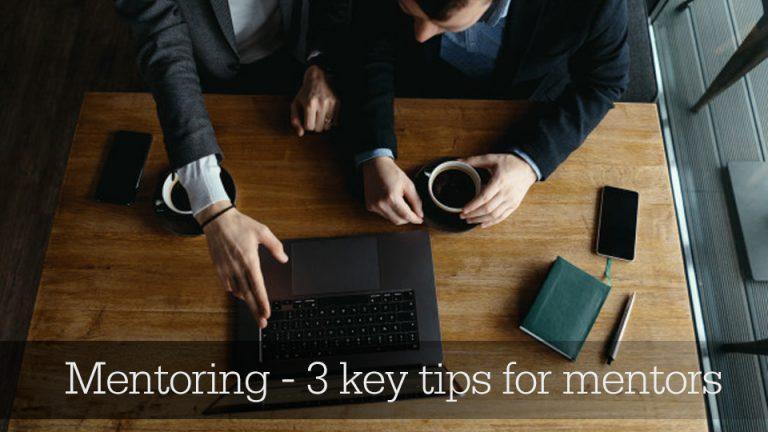 Top Tips for mentors