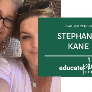 Meet an Educate Plus Colleague